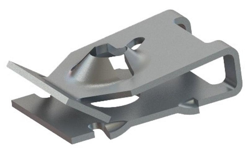Porca Rápida A3 S3 A4 S4 Grade Para-choque Para-barro 10 Pcs 20