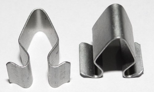 Presilha Metal Curta Colunas Porta Malas Audi A3 A4  20 Pcs 07