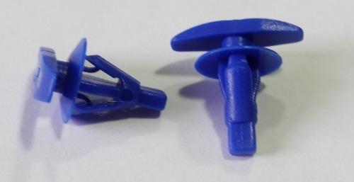 Grampo Borracha Vedação Portas Cobalt Onix Prisma S10 Sonic 10 Pcs 370