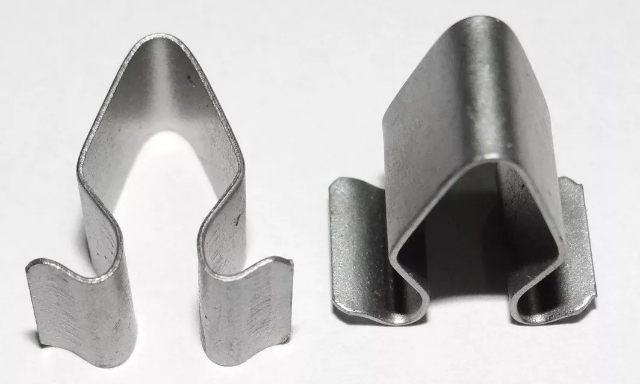 Presilha Metal Forração Interna Colunas Porta Malas Macan Panamera 20 Pcs 07