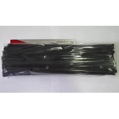 Abraçadeira Plástica Nylon 1,9 X 7,5 X 400 mm 100 Peças C40