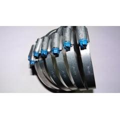 Abracadeira Aco Carbono 70 x 89 Mm 10 Unidades