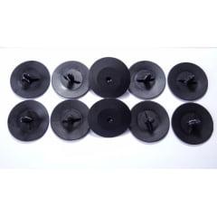 10 Grampo da Manta Isolante do Capô tampa do isolador do painel eixo regulador do banco Astra Camaro Malibu Silverado S10 Zafira 405