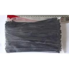 Abracadeira Plastica Nylon 1.2 X 3.5 X 200 mm 200 Pecas C20M
