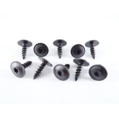 Parafuso Para-choque Proteções Para-barro Guarnições Para-lama Auto Falantes A1 A3 A4 A5 A6 Q7 RS5 RS6 R8 10 Pcs PF13